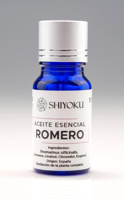 aceite esencial de romero español