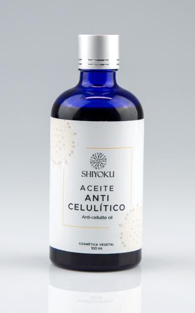 Aceite anticelulitico aromaterapia Shiyoku