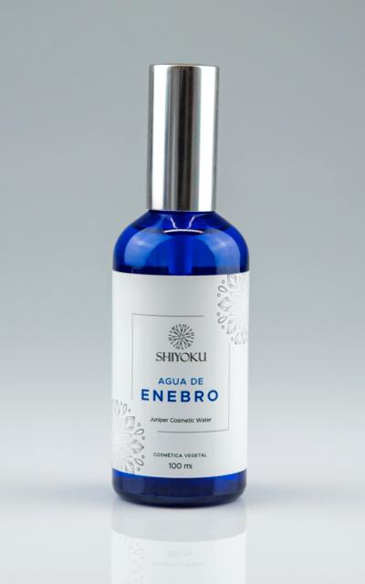 hidrotonico de enebro agua cosmetica