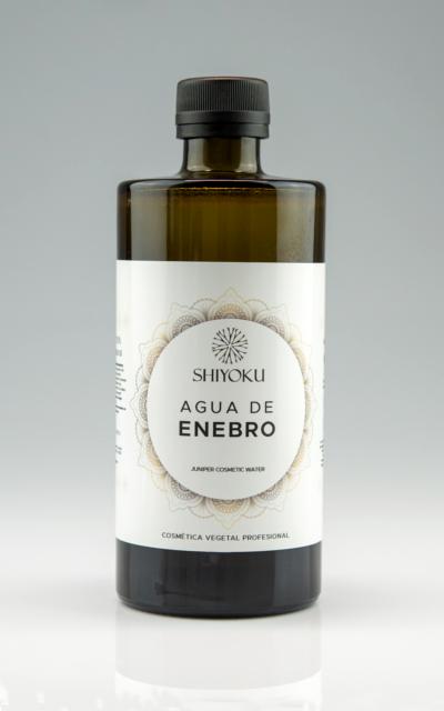 Agua de enebro profesional Shiyoku